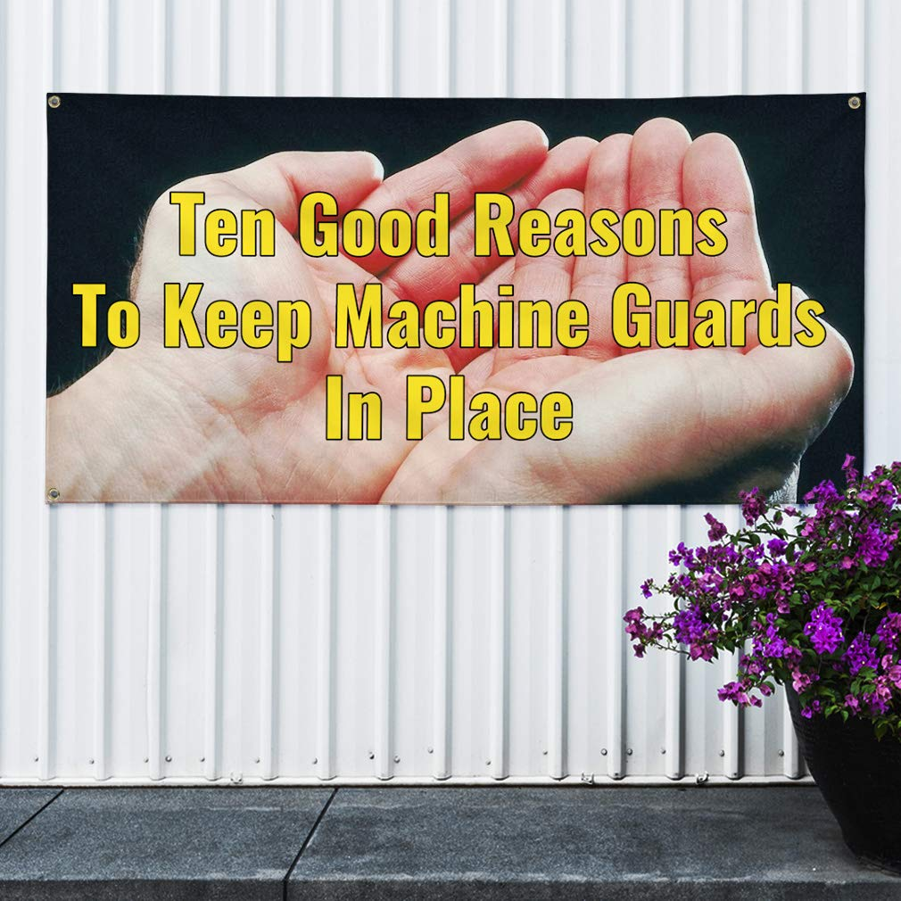 Vinyl Banner Multiple Sizes Marathoners Welcome Advertising Printing Business Outdoor Weatherproof Industrial Yard Signs Grey 8 Grommets 48x96Inches