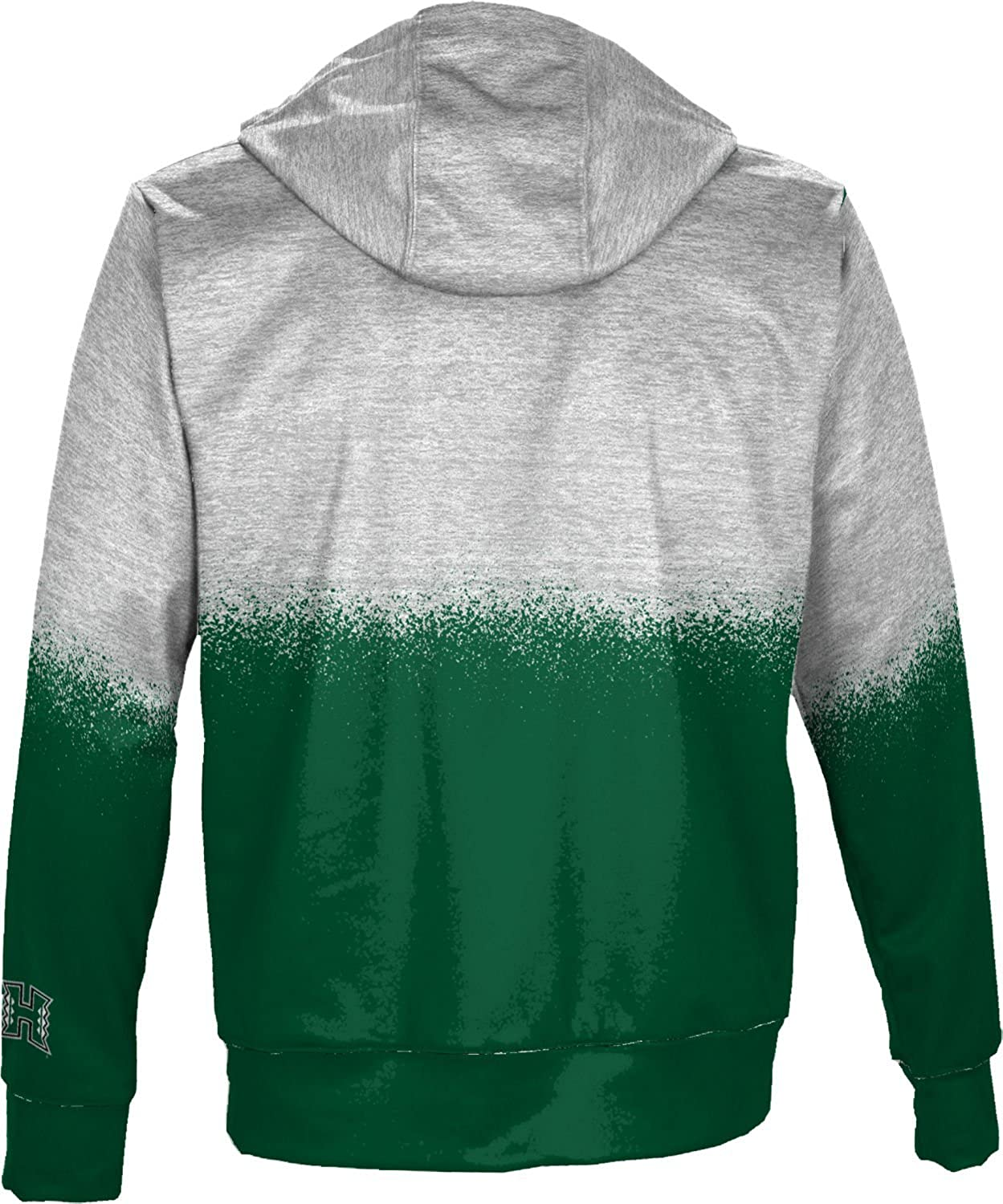 ProSphere University of Hawaii Boys Pullover Hoodie Spray Over