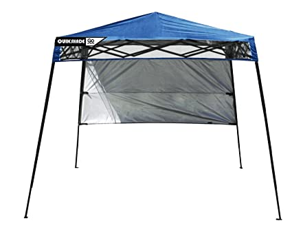 buy online 3f337 752a5 Quik Shade GO Hybrid Compact 7'x7' Backpack Canopy - Blue