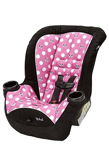 Cosco Minnie Mouse Apt Convertible Car Seat