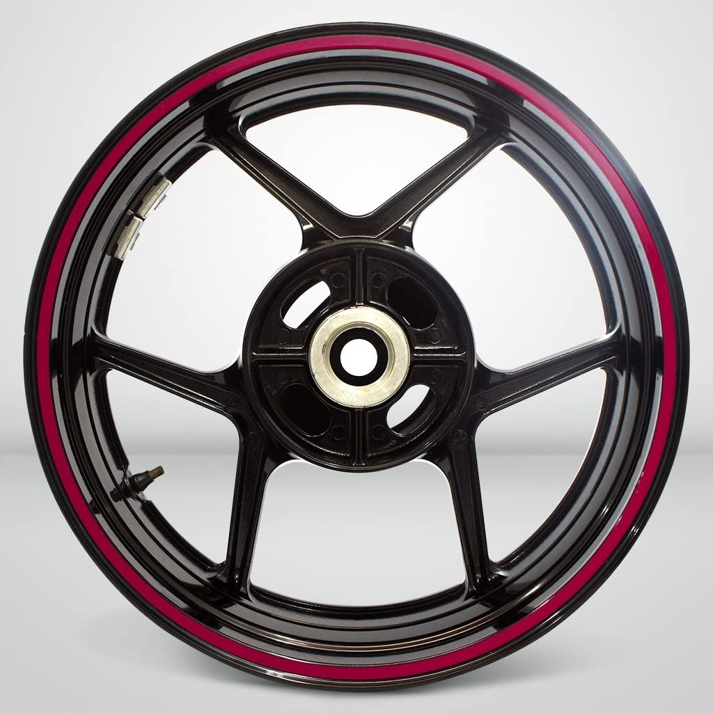 Thin Outer Rim Liner Stripe for Yamaha YZF R3 2 Tone Amethyst