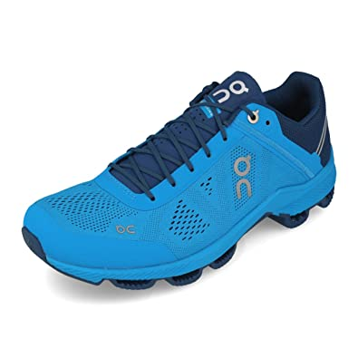 check out 6ecdf 928bf On Cloud Mens Cloudsurfer Malibu/Denim Running Shoes Size 13