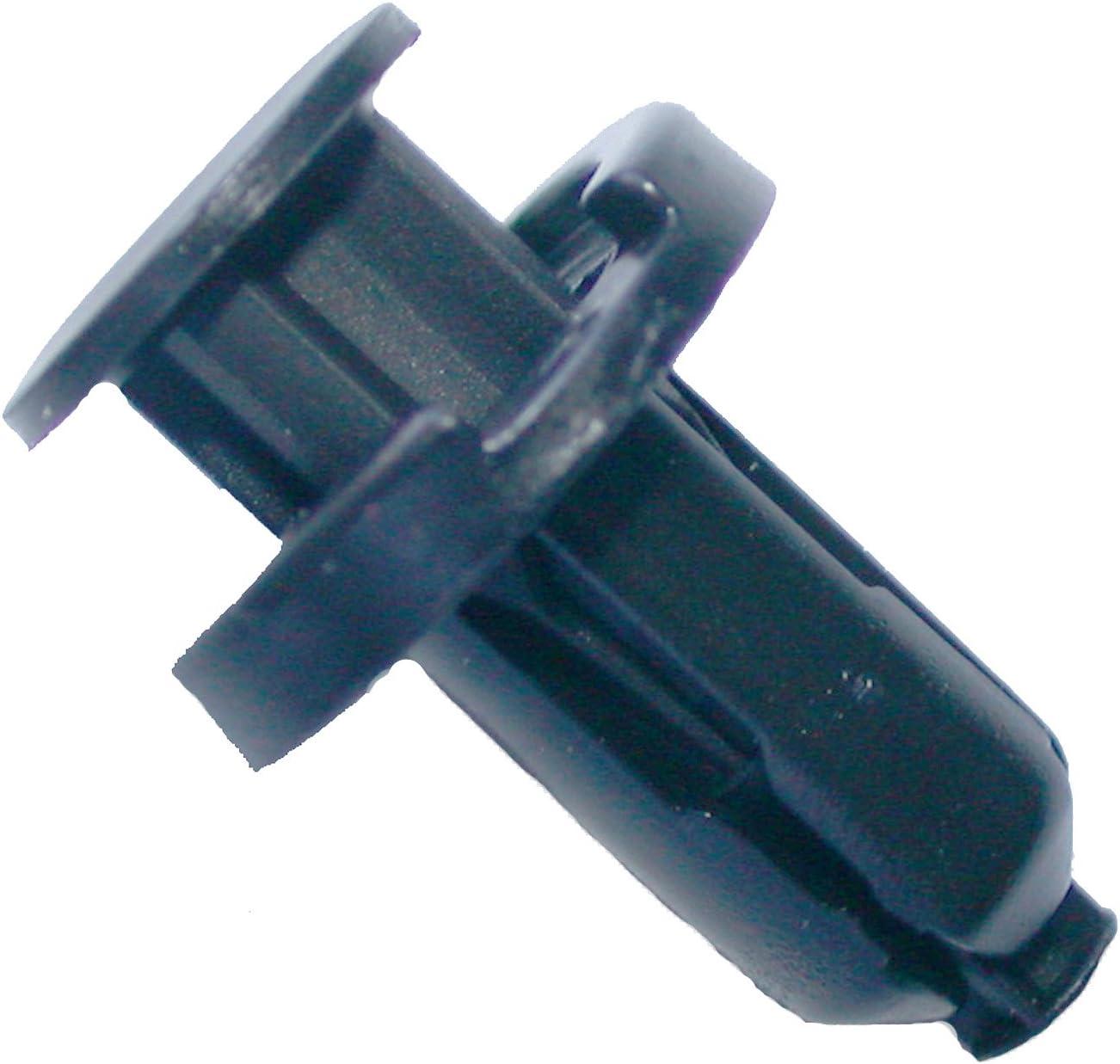 Gripper Box # 2184T Honda 10mm Hole Plastic Push Rivet Qty:25