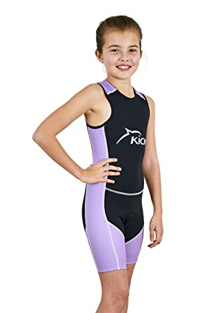 Dolphin Kick Kids Junior Triathlon Racing Suit  Amazon.co.uk  Clothing 9e026dea4