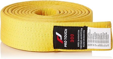 Pro Touch Karate Gürtel Budogürtel 75164