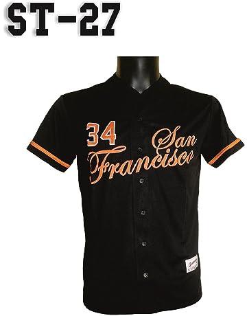 9c085367610d5 Camiseta Abierta Futbol Americano San Francisco NY FIRDAYS ST 27
