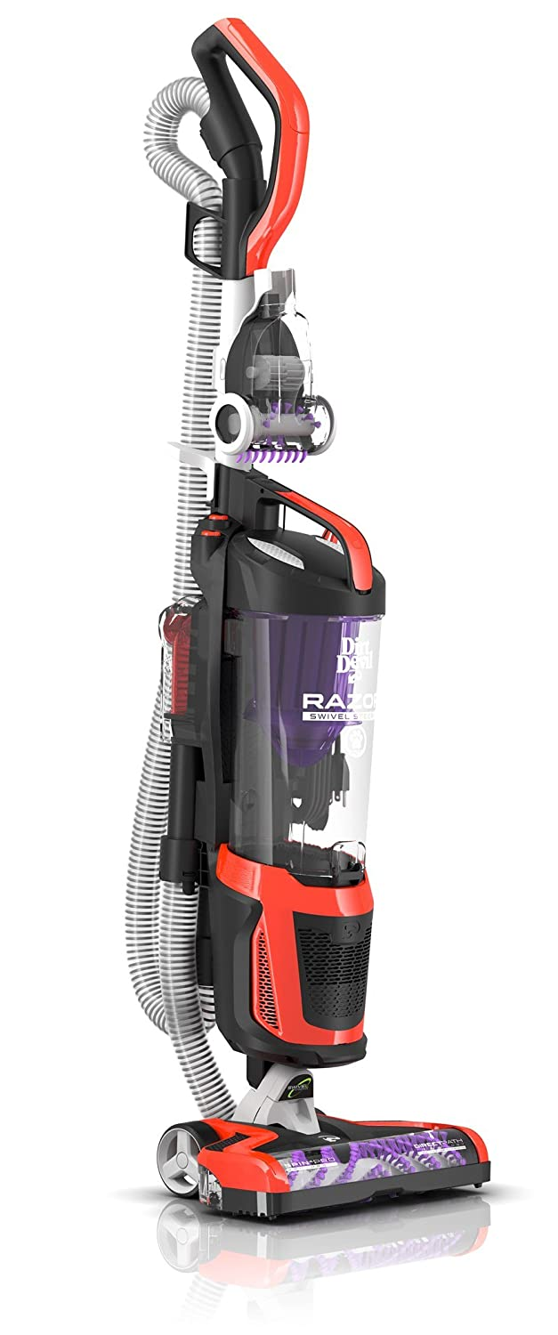 Dirt Devil Razor Pet Steerable Bagless Upright Vacuum