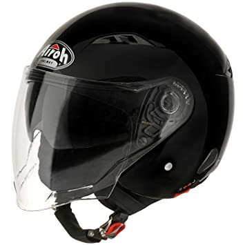 Airoh City One Sport Casco Jet – Negro