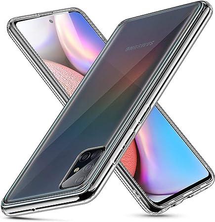 Eiselen Schutzhülle Kompatibel Mit Samsung Galaxy A51 Elektronik