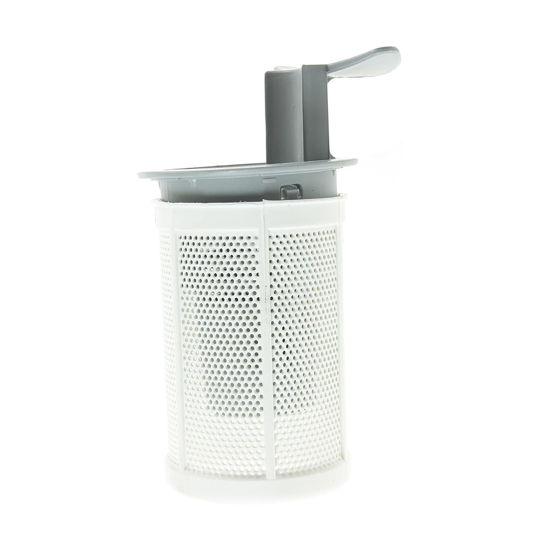 Grandes electrodomésticos Hotpoint DI450UK DI450UKC DI6 de madreperla y crin de microfiltro para lavavajillas de Hogar y cocina