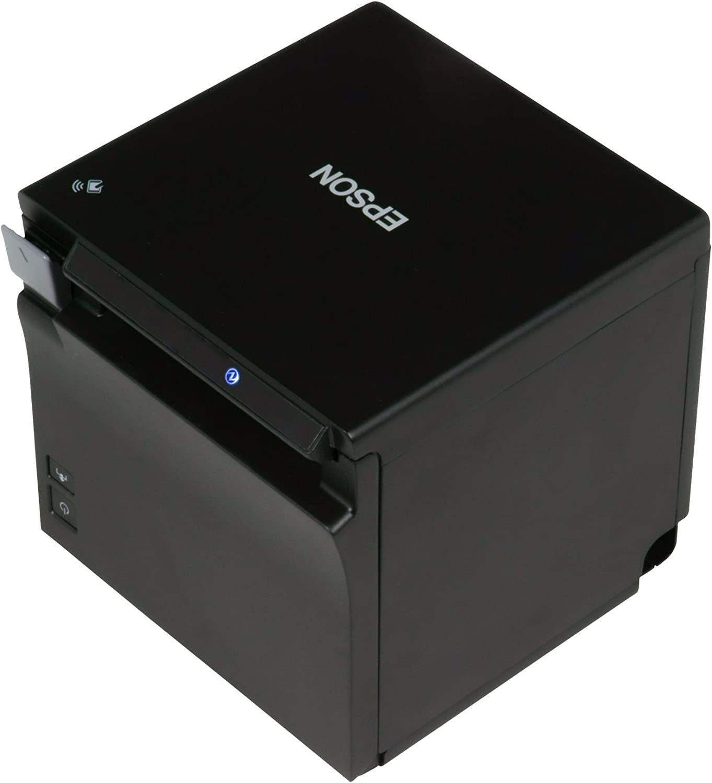 Epson TM-M30 Térmico POS Printer 203 x 203 dpi - Terminal de Punto de Venta (Térmico, POS Printer, 200 mm/s, 203 x 203 dpi, Negro, 360000 h)