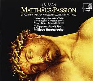 Collegium Vocale Gent - Matthaus Passion