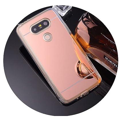 Amazon.com: Carcasa de silicona para LG G5 (ultrafina ...