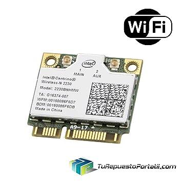 Modulo tarjeta Wifi Intel Centrino Wireless-N 2230 2230BNHMW ...