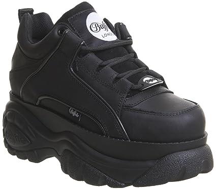 Amazon Com Buffalo Shoes Woman Low Sneakers With Platform 1339 14
