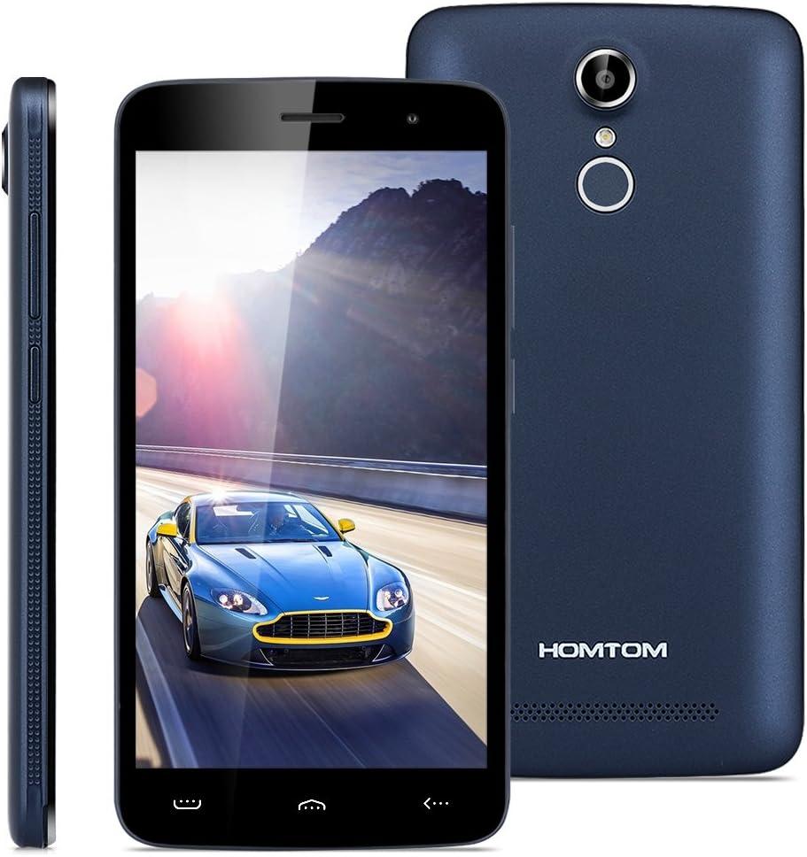Homtom Ht17 Pro - 4G Smartphone Libre Multitáctil Android 6.0 (Pantalla Ips 5.5\