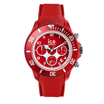 Ice-Watch - ICE dune Forever red - Reloj rosso para Hombre con Correa de
