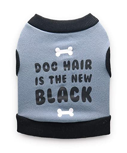 2cf8bcecfa6d DroolingDog Dog Shirts Puppy Fleece Clothes Funny Pet T Shirt for Small Dogs,  XS