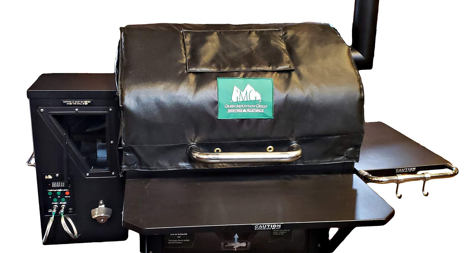 Green Mountain Grills Thermal Blanket for Daniel Boone Prime 12v Pellet Grill GMG-6031 by Green Mountain Grills