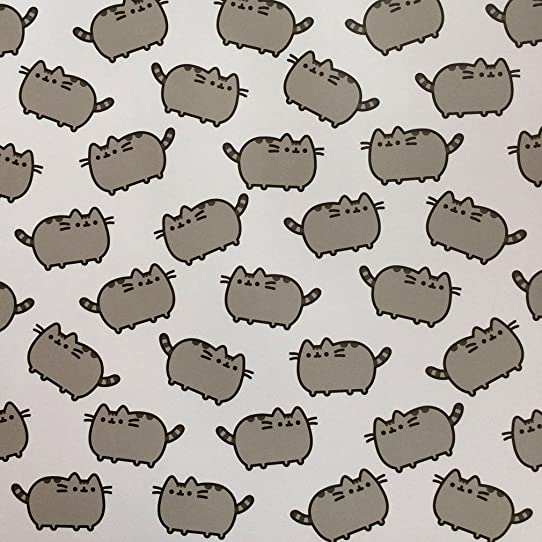 Top Pusheen Papier cadeau avec imprimé de chats: Amazon.fr: Cuisine  RK88