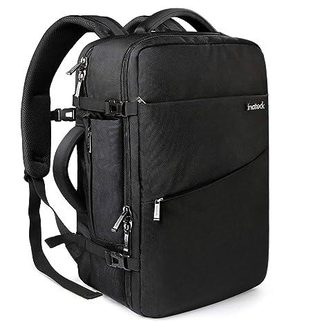 c95c82296 Inateck 40L Zaino bagaglio a mano/da cabina. Compatibile con laptop 15-17