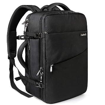 a3f8a51e77736 Inateck 40L Supergroßer Handgepäck Reiserucksack Laptop Rucksack für  15