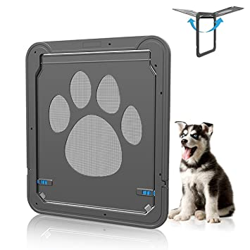 Amazon Wrcibo Dog Door For Screen Door Dog Door Auto Locking