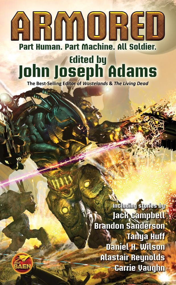 Image result for armored by john joseph adams