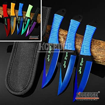 KCCEDGE BEST CUTLERY SOURCE Tactical Knife Survival Knife Hunting Knife 6.75