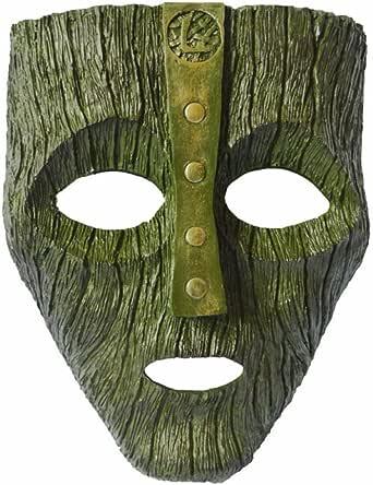 Liabb La máscara Verde en la máscara de Resina Jim Carrey
