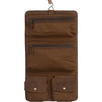 powerful Komalc Genuine Buffalo Leather Bag
