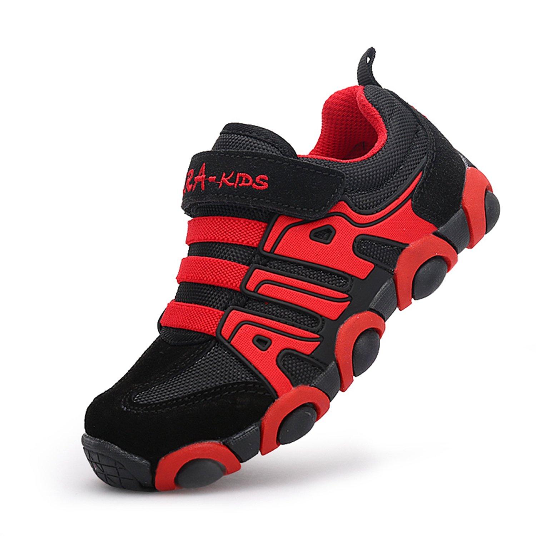 SITAILE Garçon Fille Chaussure de Course Scolaire Respirant Sneakers Baskets Shoes pour Enfant Sports Outdoor MY-TNDW852