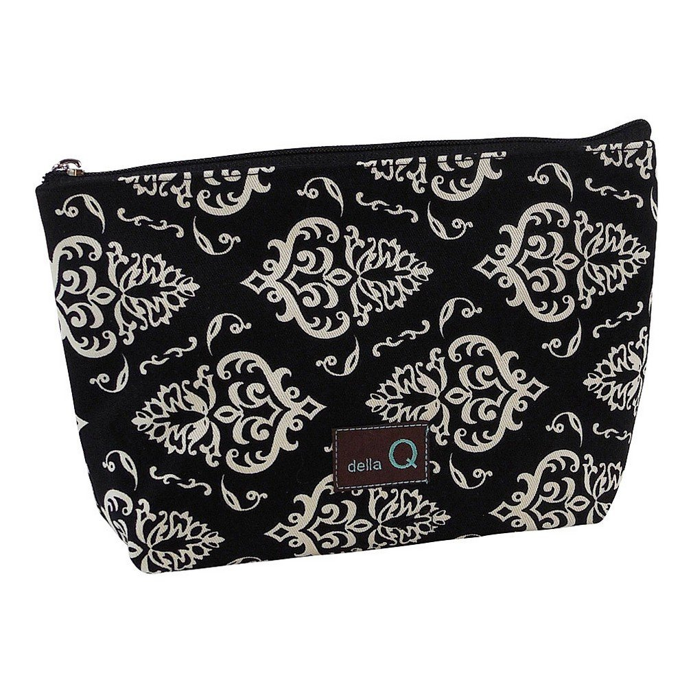 della Q Small Zipper Knitting Case for Notions (7.5