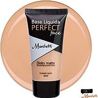 Base Líquida Perfect Face 05, Marchetti, Bege