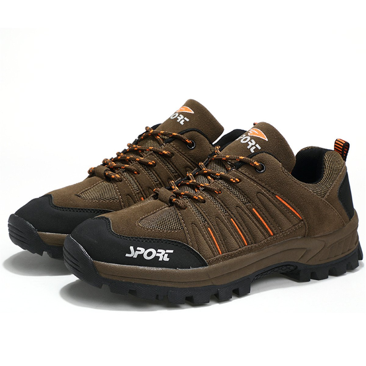 KUO LI Men's Waterproof Backpacking Shoes Non-slip Hiking Shoes Caravan Shoes China