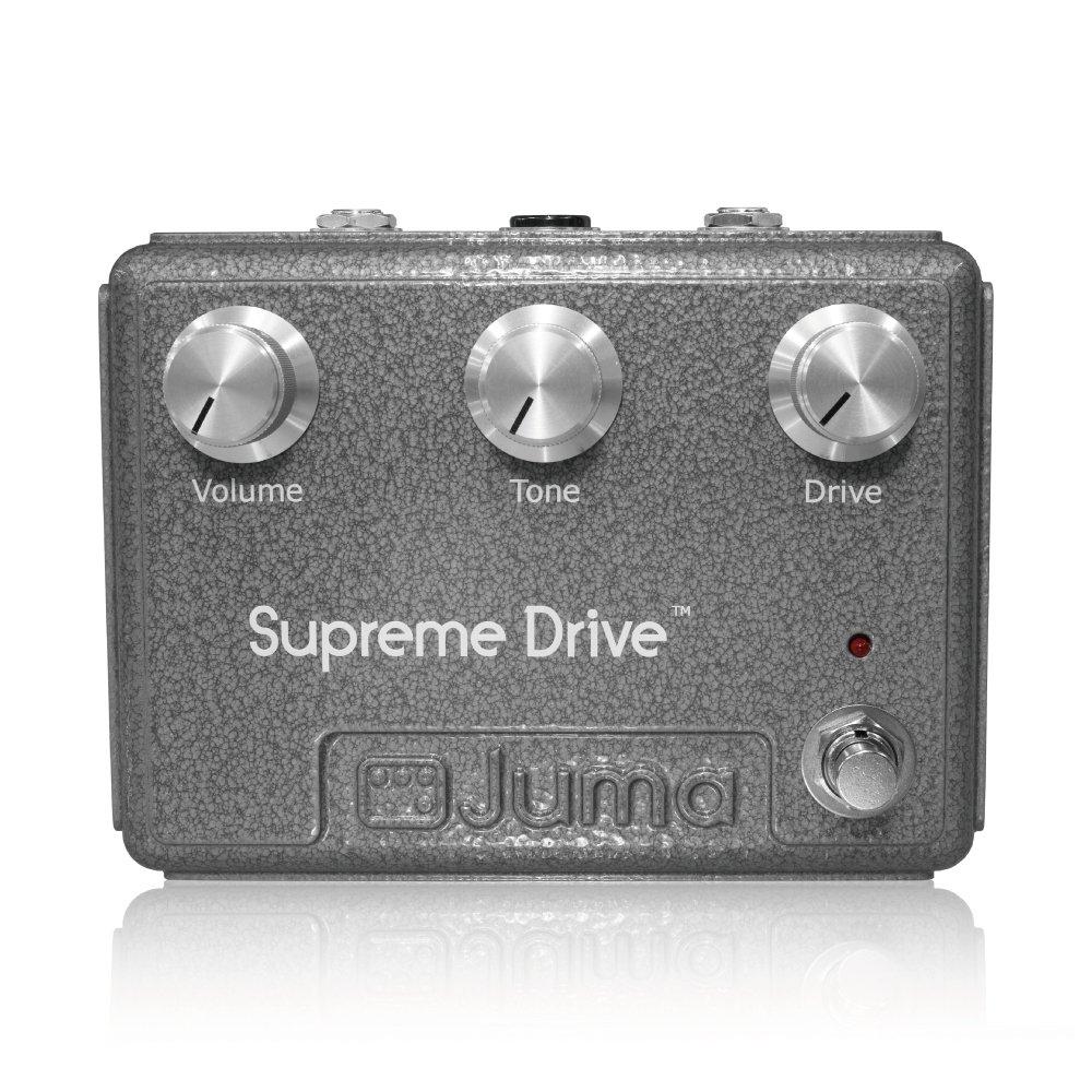 人気新品 Juma Pedals Supreme Juma Drive Drive オーバードライブ ギターエフェクター Supreme B07BRQVM2N, WOODNET:0390489d --- catconnects-ie.access.secure-ssl-servers.org