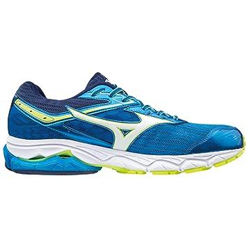 78820ded61b60 Mizuno Wave Ultima 9 Bleue Chaussures de Running Homme  Amazon.fr ...