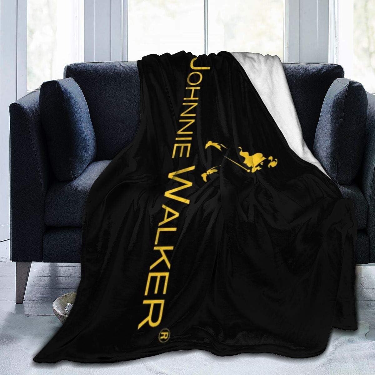 Johnnie Walker Ultra-Soft Micro Fleece Blanket