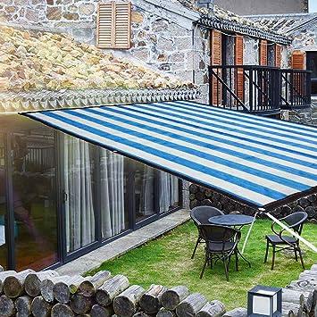 BiU Toldo Engrosado Cifrado, Carpa De Protección Solar Y Ultravioleta, Vela De Pérgola con Aislamiento De Terraza De Jardín De Verano,2x2m: Amazon.es: Hogar