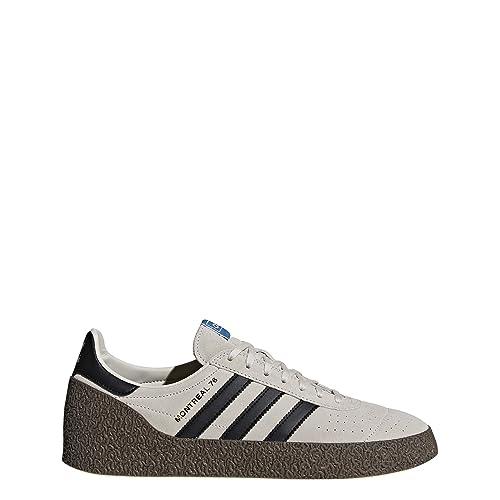 Adidas Montreal Herren low top Sneakers blau schwarz