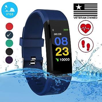 Amazon.com: Monitor de frecuencia cardíaca para seguimiento ...