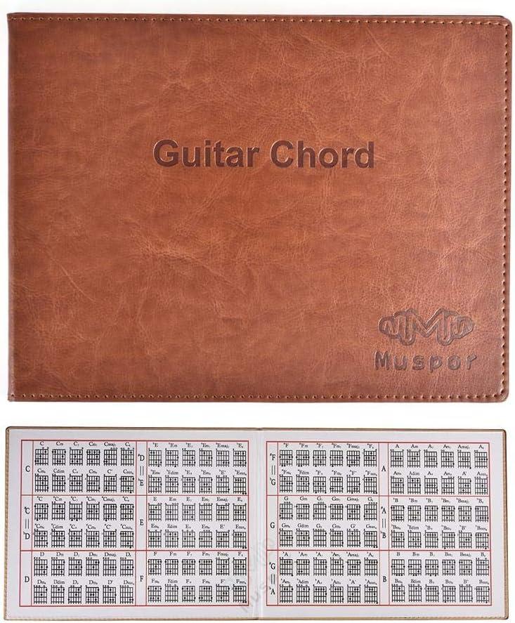 Wan Ning Folk Guitarra clásica Guitarra eléctrica Libro de acordes ...