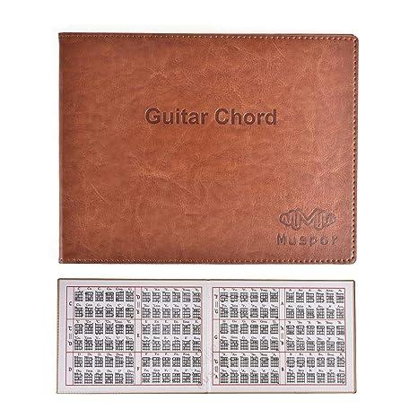 duhe189014 Mapa de acordes de Guitarra para Guitarra eléctrica Tradicional Guitarra clásica Guitarra clásica de 6