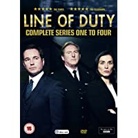 Line of Duty - Series 1-4
