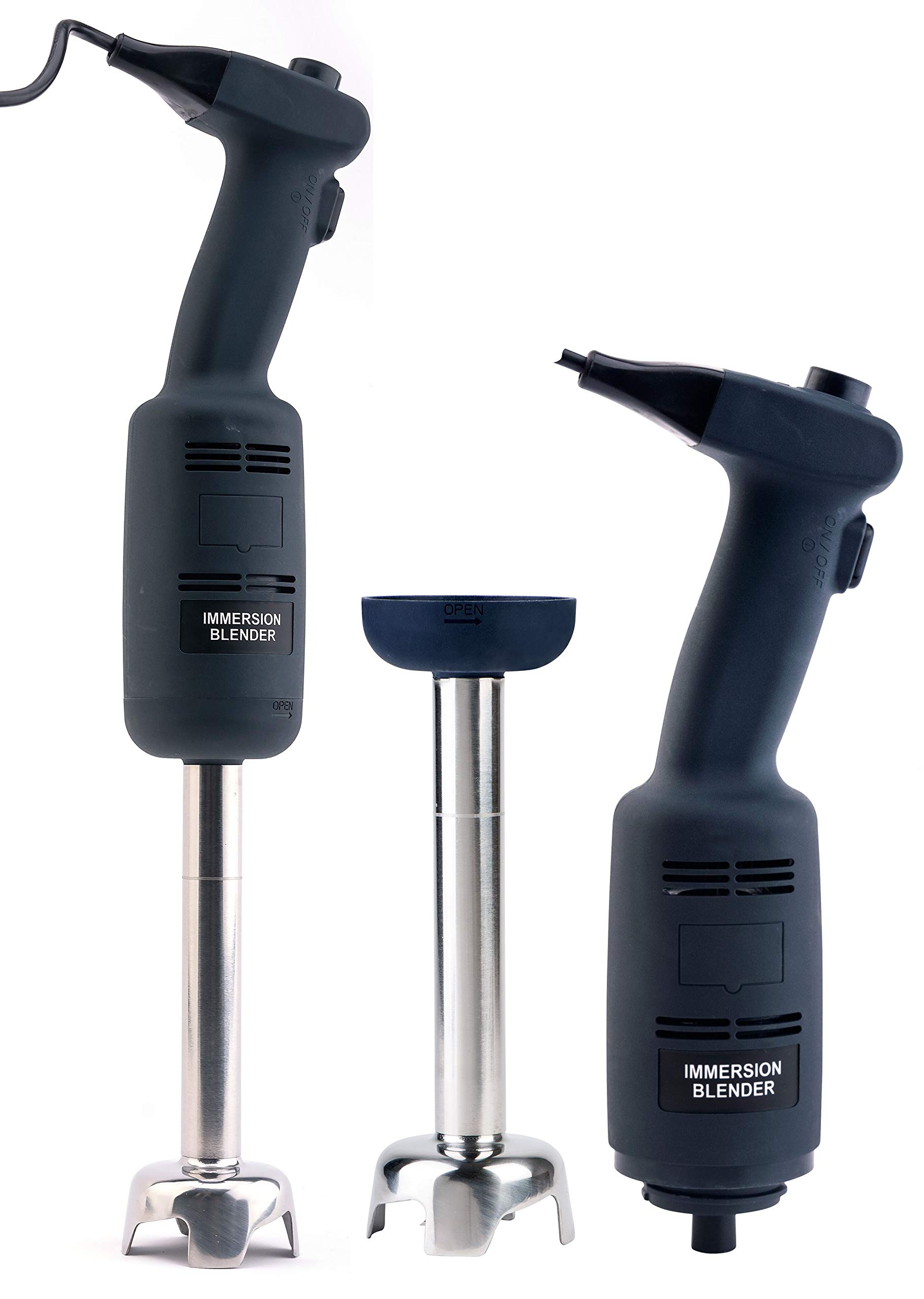 Zz Pro Commercial Electric Big Stix Immersion Blender Hand held variable speed Mixer 220 Watt power with 6-Inch Removable Shaft, 6-Gallon capacity(MW220S6) by ZzPro (Image #6)