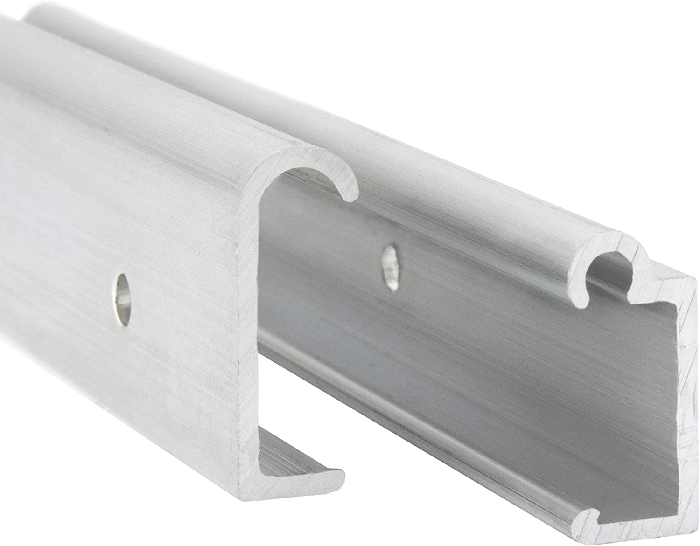 RV Trim RV Table Support RV Aluminum Table Support Trim Mill Finish 30 for Sliding Table Support
