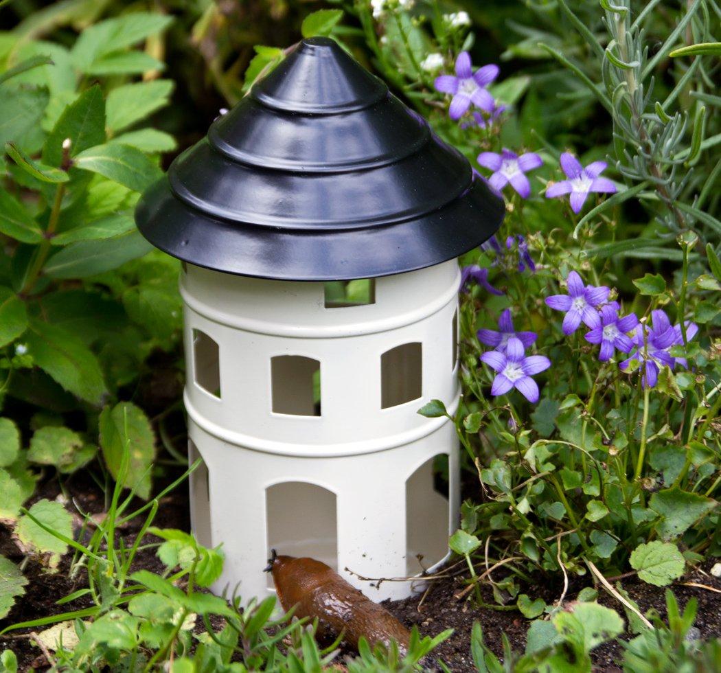 Wildlife Garden SCHNECKENFALLE Metall grün WG606