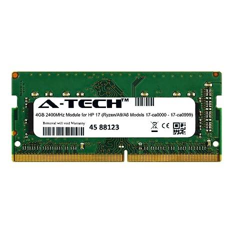 A-Tech 4GB Module for HP 17 (Ryzen/A9/A6 Models 17-ca0000-17-ca0999