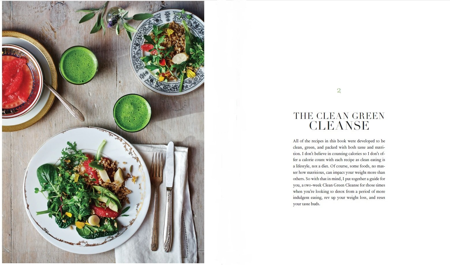 Clean Green Eats: 100+ Clean-Eating Recipes to Improve Your Whole ...