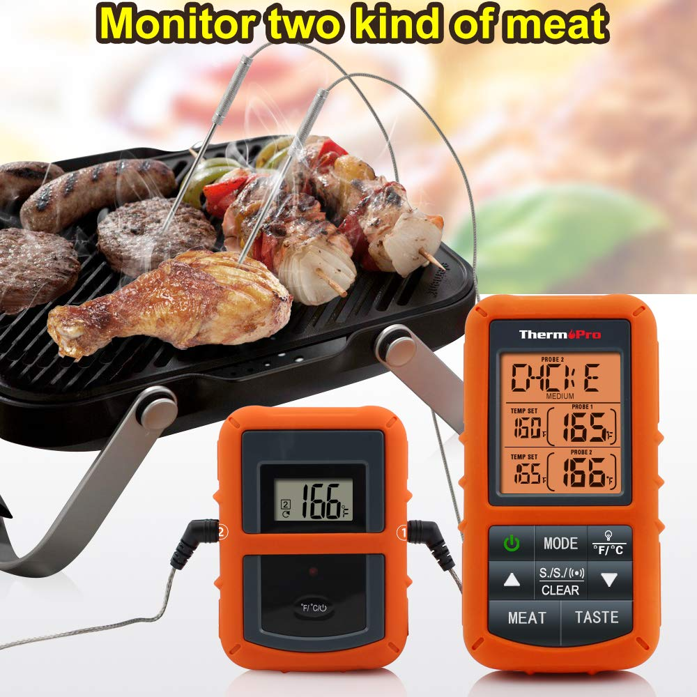 Amazing Ribs Thermometer | ThermoPro TP20